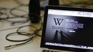 Ausgestöpselt: Seit Samstag war in der Türkei der gesamte Wikipedia-Auftritt gesperrt.