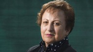 Shirin Ebadi im Mai 2015 in Paris