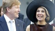 Generalstabsmäßig durchgeplant: die Deutschlandreise von Willem-Alexander und Máxima der Niederlande