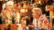 """Immer spielt er mit den ganz Großen: mit Julia Roberts in """"Die Braut, die sich nicht traut"""", 1999."""