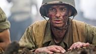 """Über die Frage, ob ein Kriegsfilm pazifistisch sein kann, wird seit langem gestritten. """"Hacksaw Ridge"""" von Mel Gibson ist es sicher nicht."""