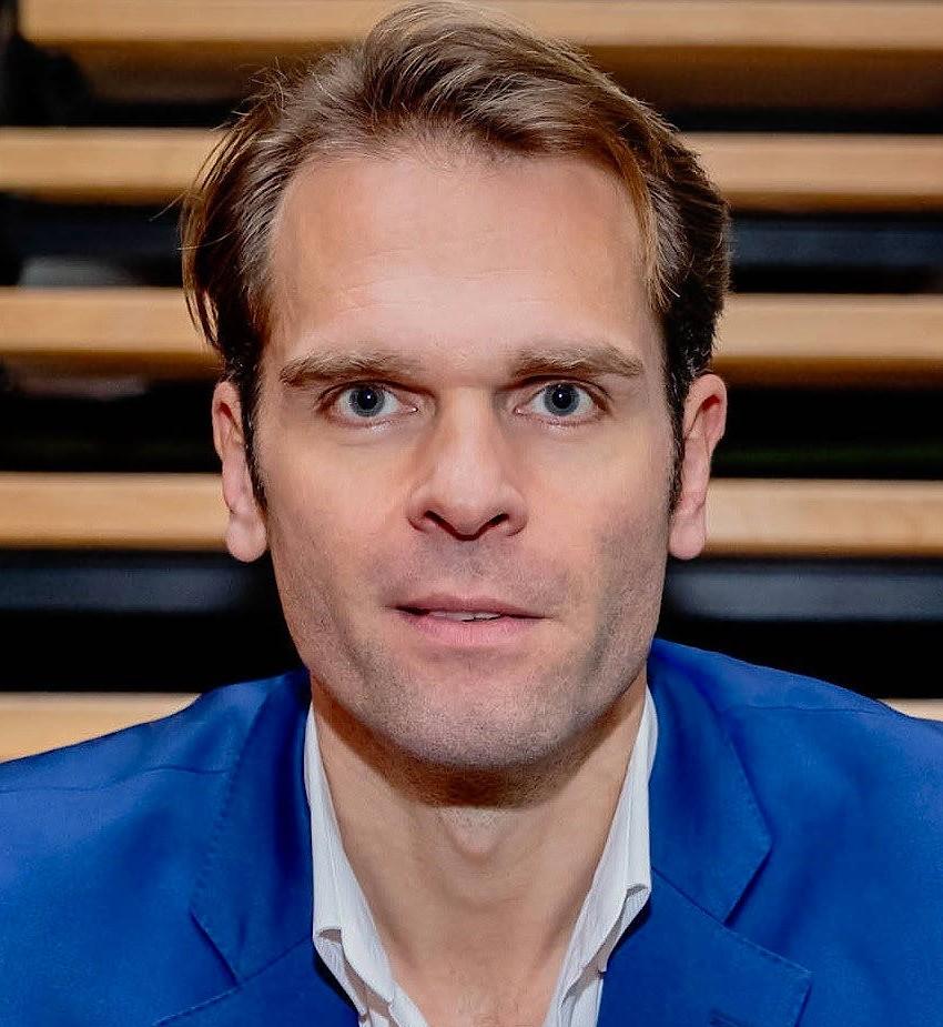 Florian Drücke ist Vorstandsvorsitzender des Bundesverbandes Musikindustrie