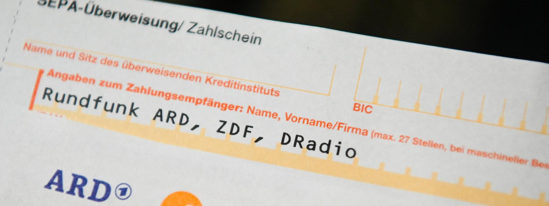 Landtag stimmt Rundfunkbeitragserhöhung zu