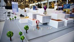 Mit Lego den Lebenslauf umbauen