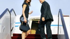 Das Glück der Familie Sarkozy
