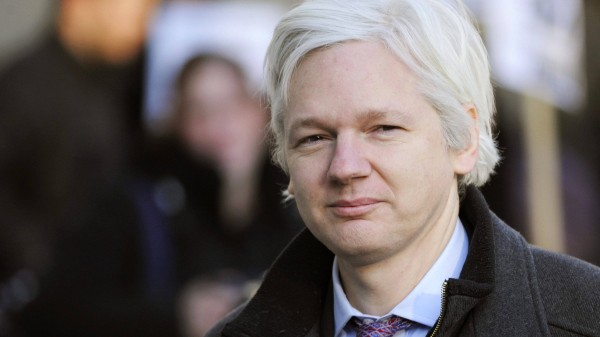 Julian Assange Aktuell