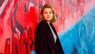 Lilly Blaudszun, 19, studiert Jura in Frankfurt an der Oder und berät die SPD im Bundeswahlkampf