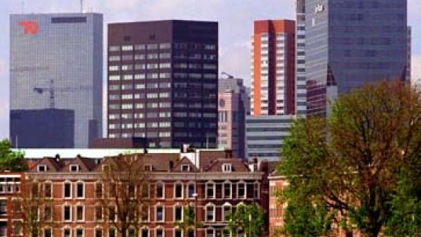 High Life im niederländischen Manhattan