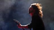 Danke für diesen guten Morgen: Dave Grohl von den Foo Fighters