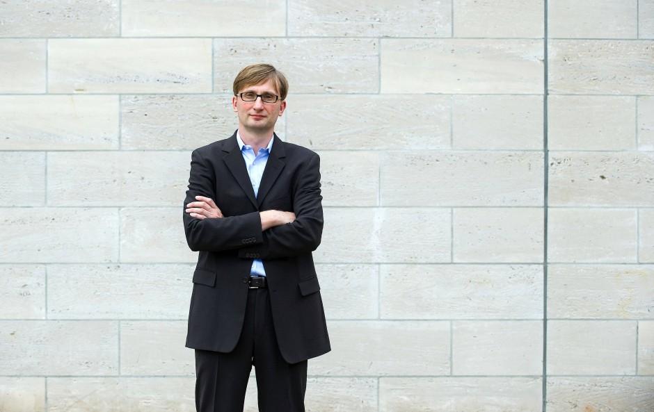 Sönke Neitzel ist Professor für Militärgeschichte und Kulturgeschichte der Gewalt an der Universität Potsdam.