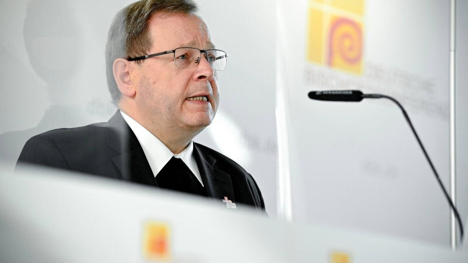 Keine Vorverurteilungen: Georg Bätzing, Vorsitzender der Deutschen Bischofskonferenz