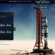 Die Nasa erzählt die Mondreise akustisch nach