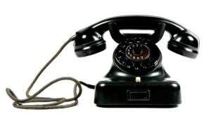 Die erlösende Wirkung des Telefons
