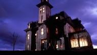 Der Untergang naht: Das Haus in Rushdies Roman erinnert dessen Erzähler einmal an die Horror-Klitsche der Addams Family (hier im Kinofilm von 1991).
