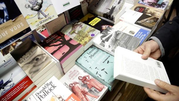 Frankreichs Buchwelt rätselt über einen geheimen Megaseller