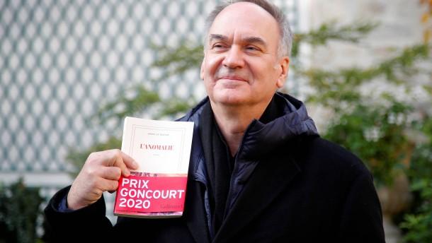 Prix Goncourt geht an Hervé Le Tellier