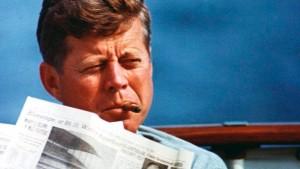 So sah er am 22. November 1963 die Welt