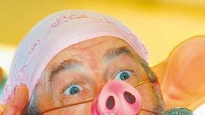 Ein Schweine-Quiek-Wettbewerb und die Folgen