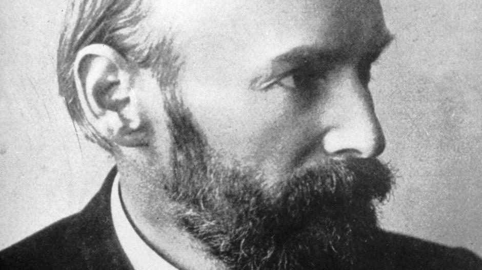 """Thomas Huber liest """"Drei Hasen"""" von Christian Morgenstern"""