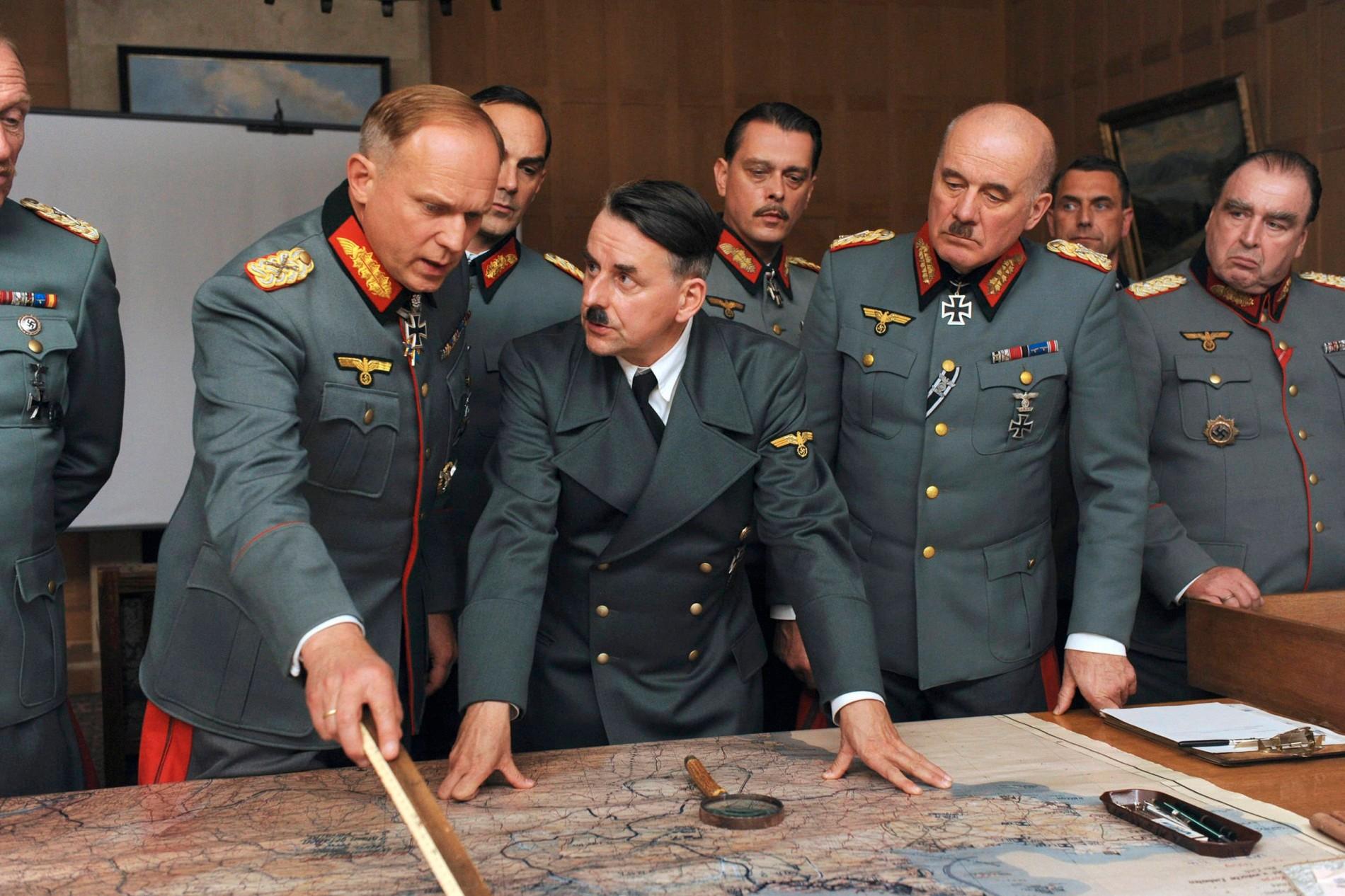 Nazis In Historienfilmen Die Macht Der Frisuren