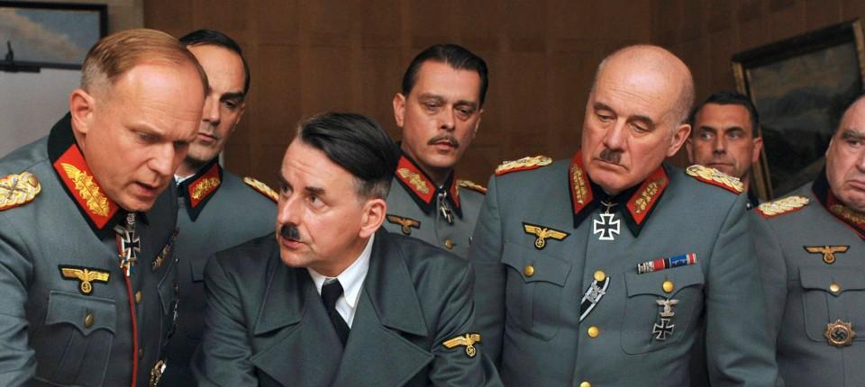 Nazis In Historienfilmen Die Macht Der Frisuren Feuilleton Faz