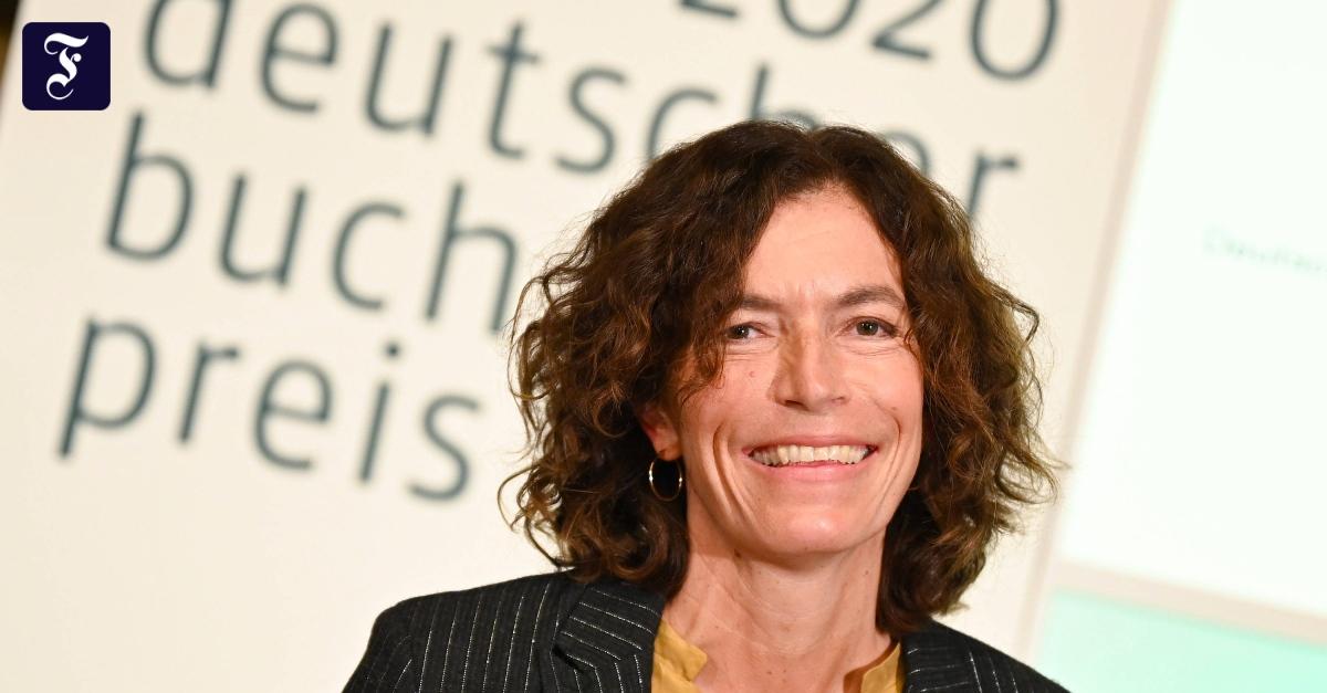 Buchpreis für Anne Weber: Bitte besonders eifrig klatschen