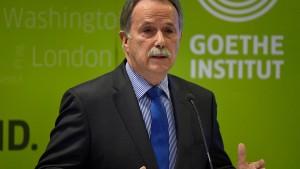 Goethe-Institut vor massiven Problemen