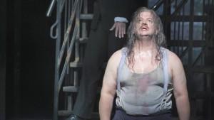 Woldemar trägt Bühnenhaar