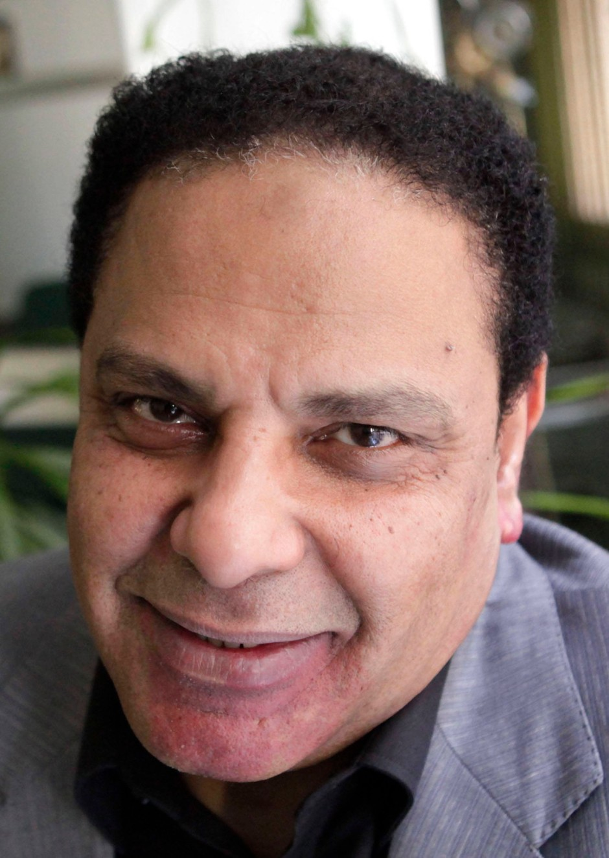 Der ägyptische Schriftsteller und Zahnarzt Alaa al Aswani