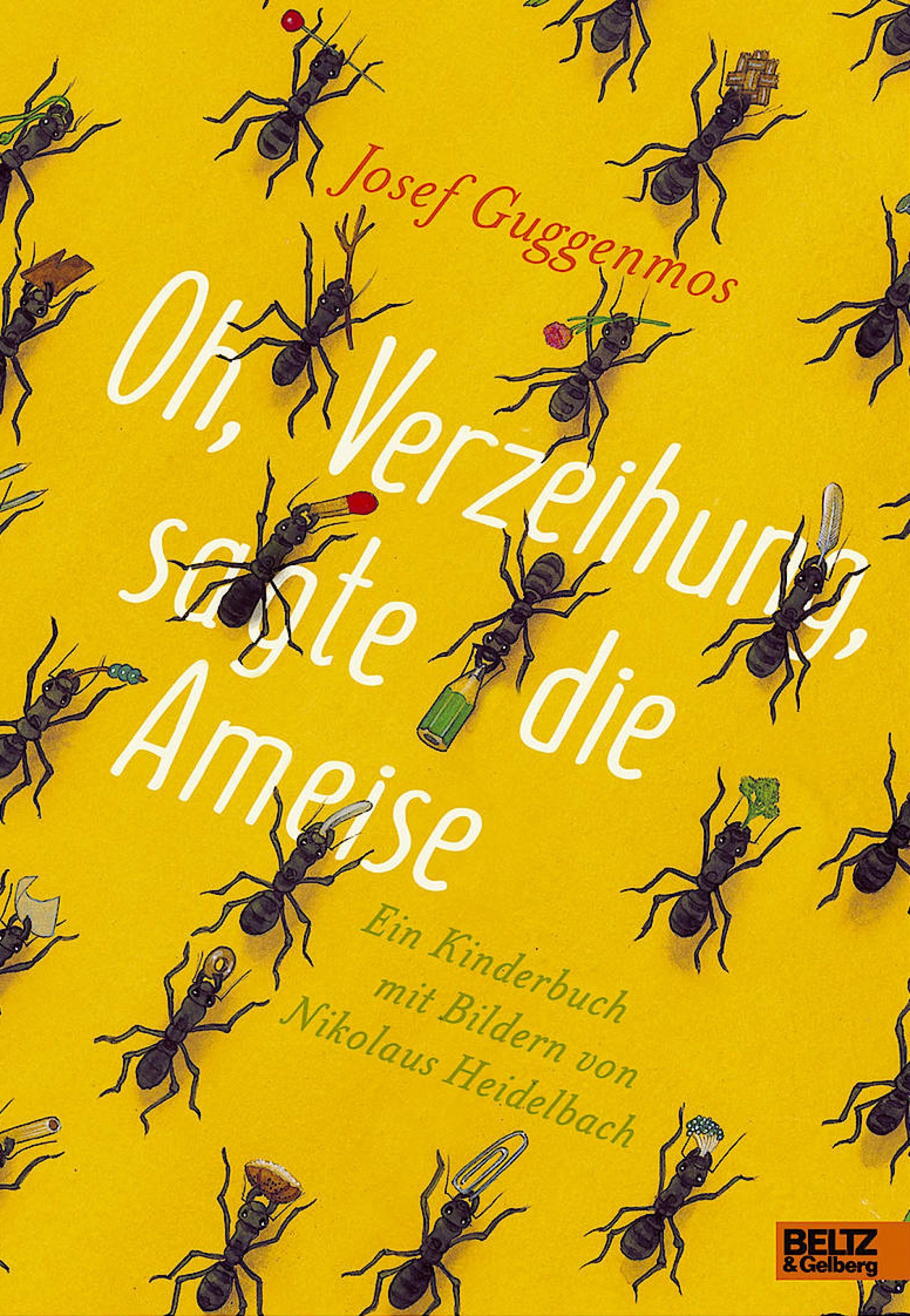 Nikolaus Heidelbach Illustriert Gedichte Von Josef Guggenmos