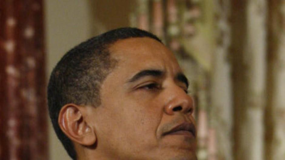 Barack Obama im State Department