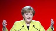 Staatstragend? Angela Merkels postideologische politische Wendemanöver erscheinen als persönliche Bekehrungserlebnisse.