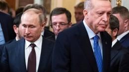 Wie Erdogan und Putin sich gleichen