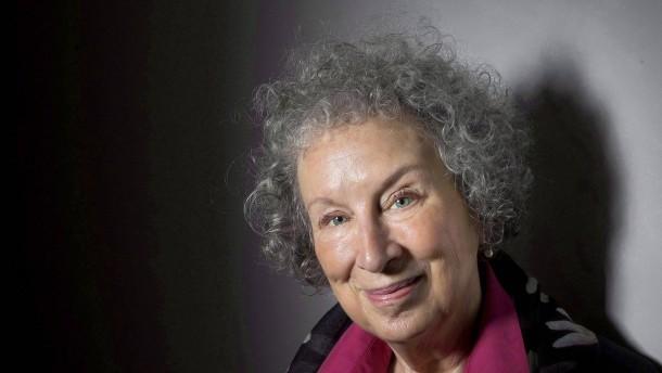 Margaret Atwood erhält Friedenspreis
