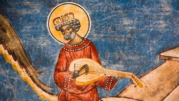 War König David nie Herrscher über Israel?