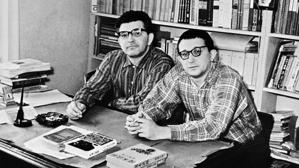 Arkadij und Boris Strugatzki