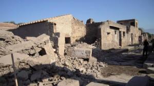 Der Verfall Pompejis