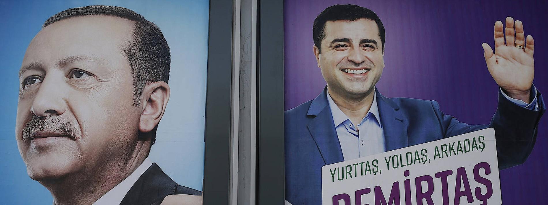 Stiefkinder der türkischen Demokratie