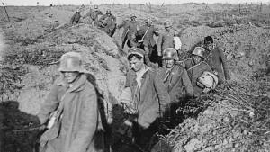 Deutschland konnte den Krieg nicht verlängern