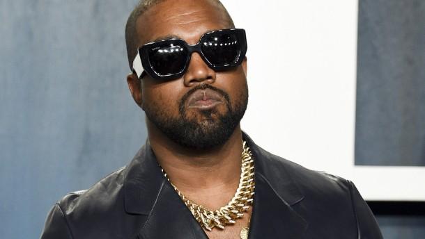Kanye West heißt jetzt Ye