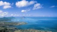 Warmwasser für den Atlantik: der Indische Ozean bei Mauritius