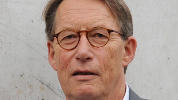 <b>Friedrich Christian</b> Delius erhält Büchner-Preis - friedrich-christian-delius-bei