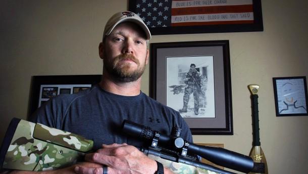 American Sniper Vorbild Chris Kyle War Held Des Irakkriegs