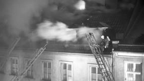 Brandanschlag auf Altenheim in München 1970