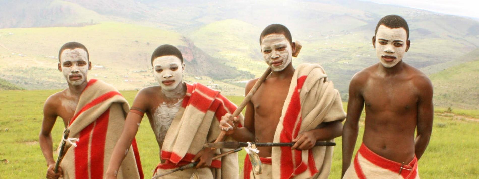 nackt xhosa madchen
