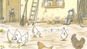 Hitler, das Huhn, die Mutprobe