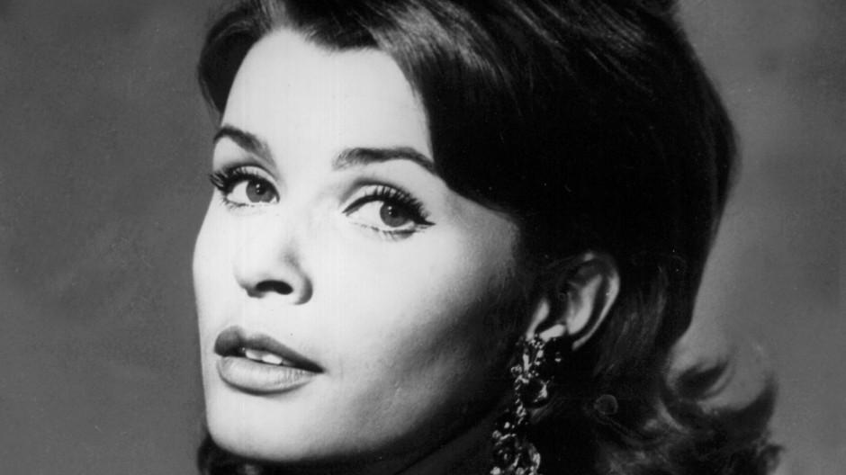Anfangsjahre eines Weltstars: Senta Berger auf einem Publicity-Foto von 1962