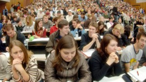 Wie viele Studenten braucht das Land?