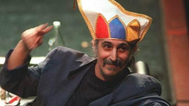 Zappas letzte Band in Hamburg