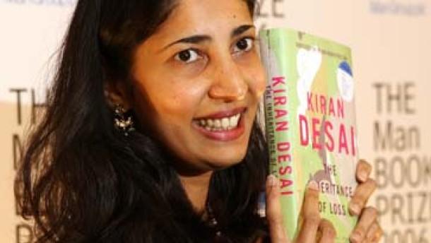 Booker Prize für indische Autorin Kiran Desai